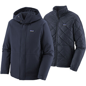 Patagonia Lone Mountain Veste 3 En 1 Homme, new navy